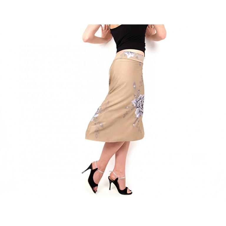 Lisadore Dance Couture - Dorado y Gris