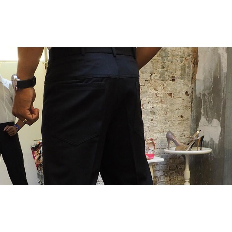 Lisadore - Men - Pantalones Negra
