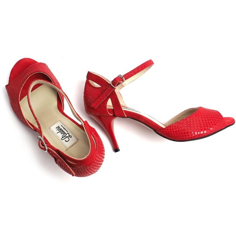 Lisadore - Reptil Rojo - Abasso
