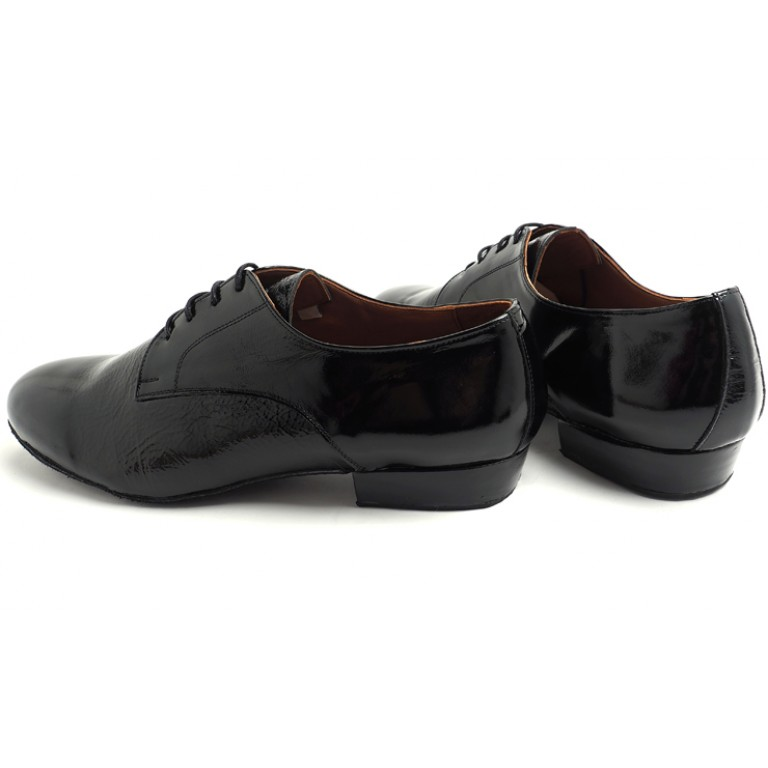 Lisadore Men Shoes - Charol Negra Cromo