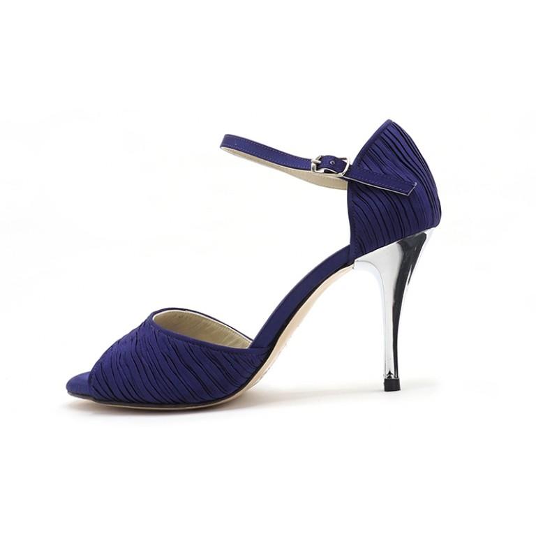 Lisadore - Plissee Satinato Violeta