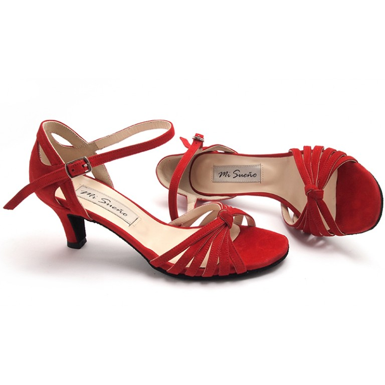 SALES - Rojo Correas - Altura