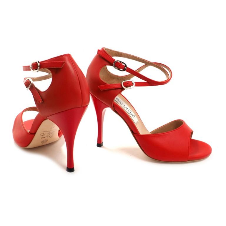 Comme il Faut - Cuero Rojo